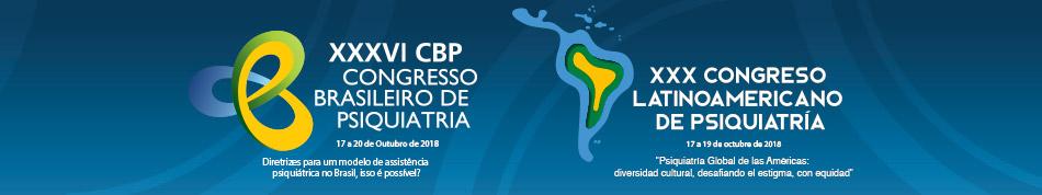 XXXVI Congresso Brasileiro de Psiquiatria