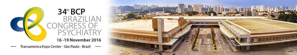 34th Brazilian Congress of Psychiatry