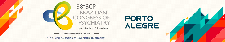 38th Brazilian Congress of Psychiatry